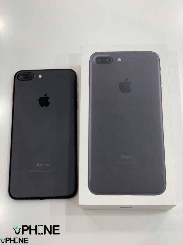 apple iphone 7 plus مشکی مات