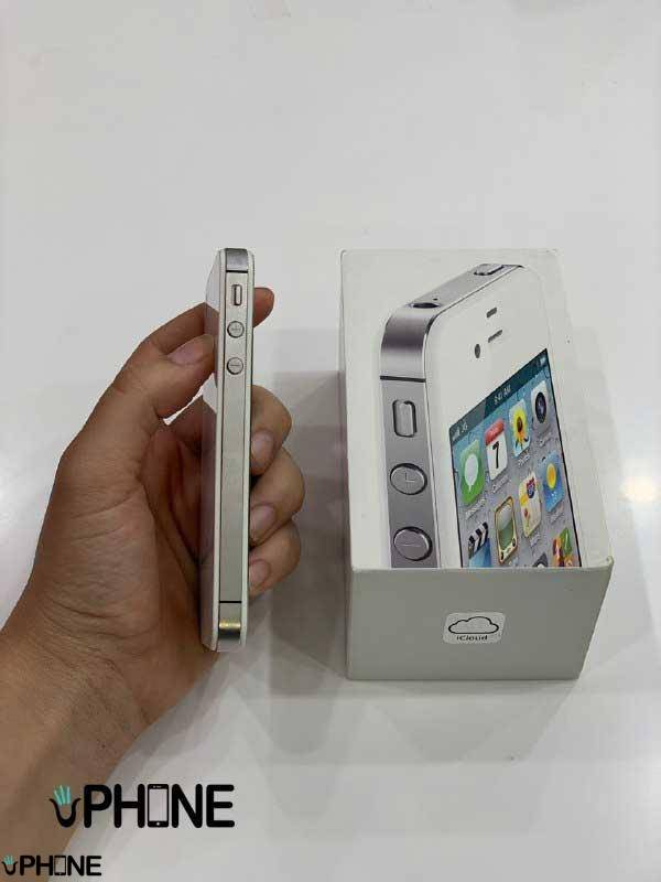 Apple iPhone 4s white دست دوم
