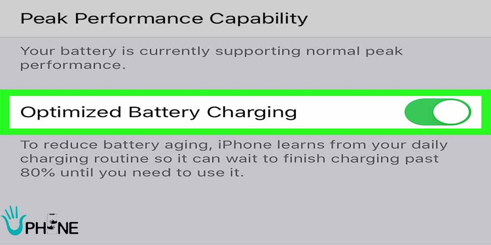 Optimized Battery Charge